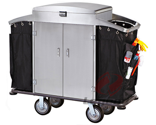 Top manufacturer hotel trolley room service cart.jpg