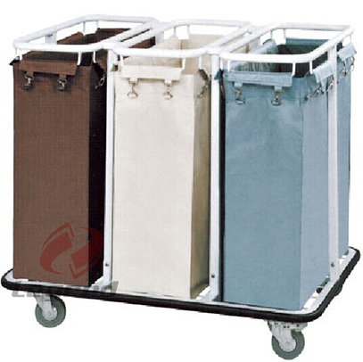 High Quality Canvas Bag laundry industry trolley.jpg
