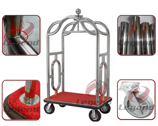Hospitality industry used hotel bellman carts.jpg