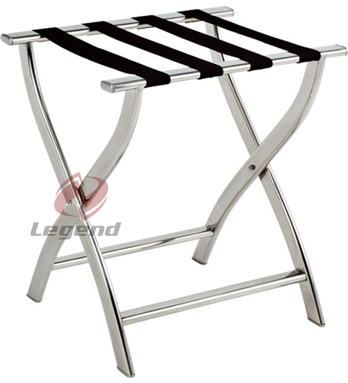 Antique Folding Suitcase luggage stands for hotel.jpg