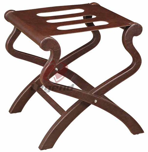Hotel furniture wooden folding tray stand.jpg