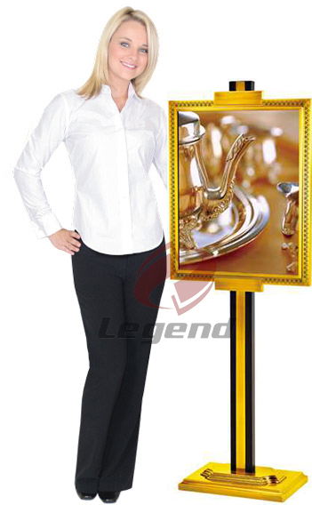Professional manufaturer sign board stand.jpg