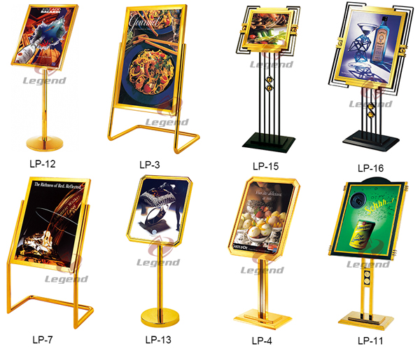 High Performance Display sign holder for hotel (2).jpg