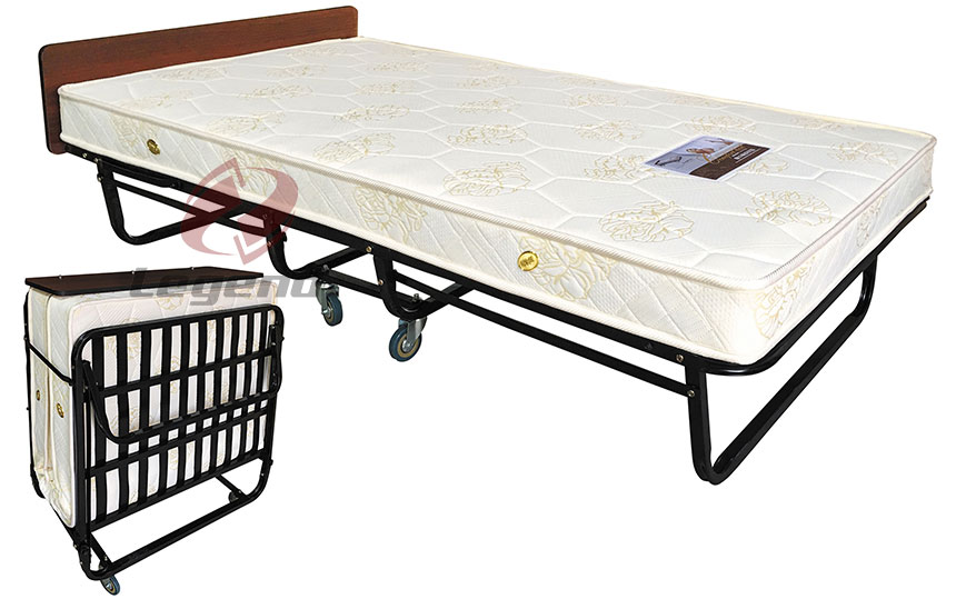 Adjustable Folding Extra Single Spring Bed for Hotel.jpg