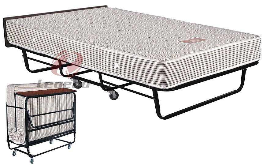 Bedroom furniture metal single bed foldable.jpg