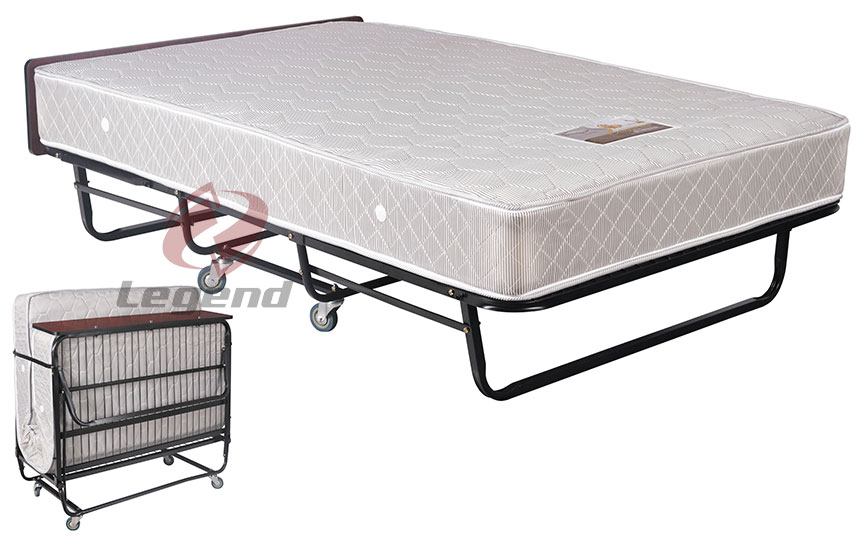 Famous simple design folding spring bed manufacturer.jpg