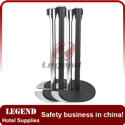 Best maintain order retraction belt stanchions