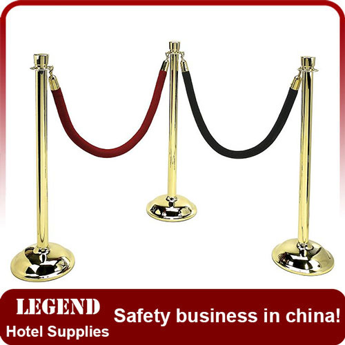 Cheppest price rope barrier for sale
