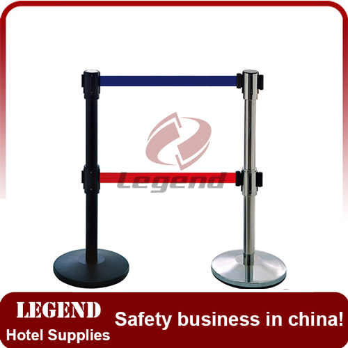 China top supplier adjustable barrier post