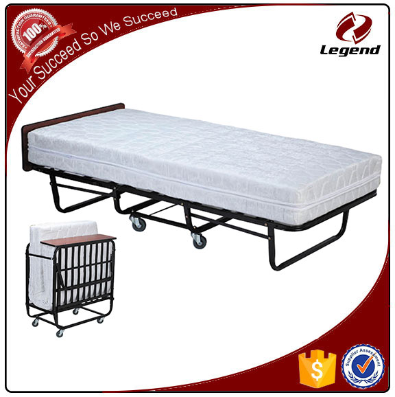Comfortable and Useful folding extra bed for hotel