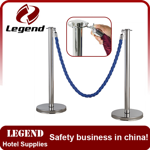 Crown top post Stand Stanchion