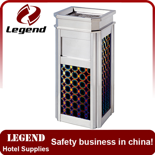 Economic and durable large garbage bin