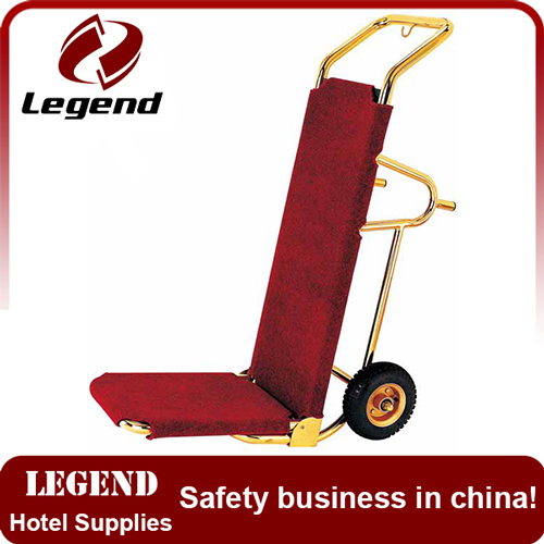 Foldable Luggage trolley storage cart for hotel