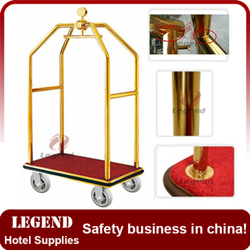 High quality With wheel baggage Trolley