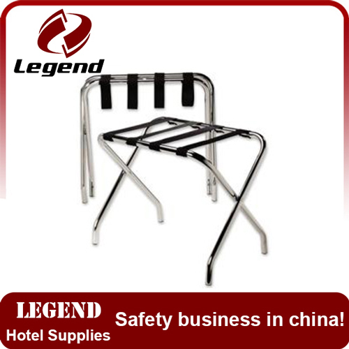 Hotel Furniture folding Luggage Tray Stands