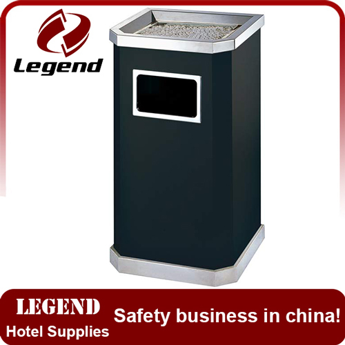 Hotel furniture dustbin design with low price