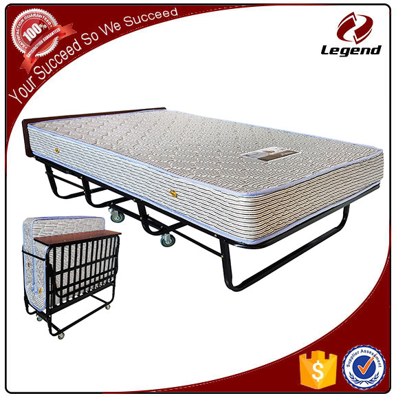 Modern design folding metal bed for sale