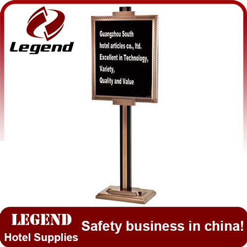 New design Floor Standing Sign Stand
