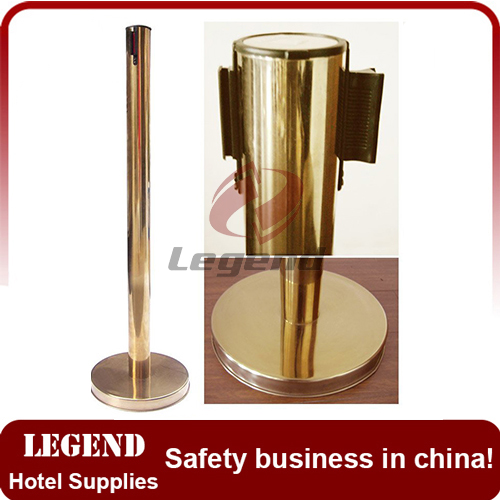 Professional Supplier museum exhibition barrier stanchion