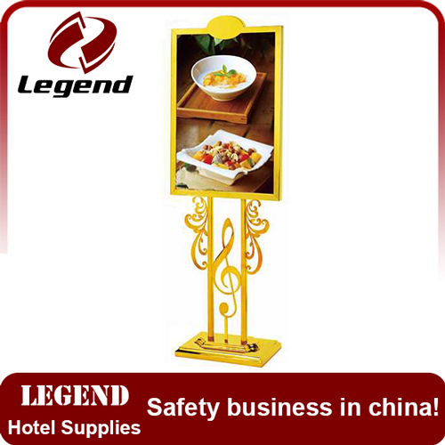 Professional manufaturer sign board stand