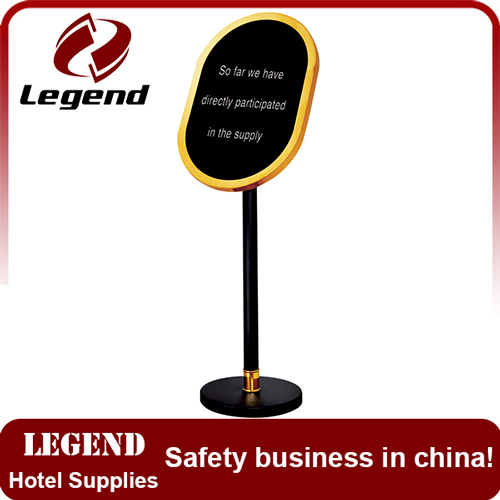 Super quality hot sell Hotel Display Stand