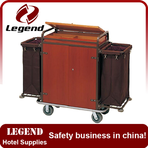 Top manufacturer hotel trolley room service cart