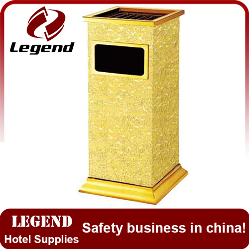 Wholesale creative waste recycling bin for hotel