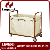 Competitive supply hotel serving trolley cart