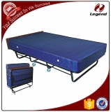 Custom rollaway extra bed hotel single bed for sale