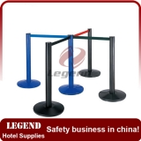 High quality cheap safety retractable barrier post