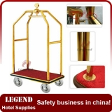 Hotel Lightweight Bellman luggage trolley