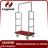 Hotel equipment economy bellman luggage cart