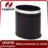 Hotel equipment garbage waste bin for sale