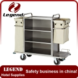 Hotel trolley room housekeeping carts service trolley