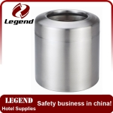 Stainless steel ashtray bin wholesale price