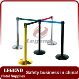 Wholesale retractable crowd control barrier